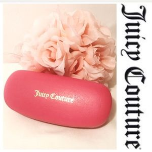 Juicy Couture Eyeglass Case